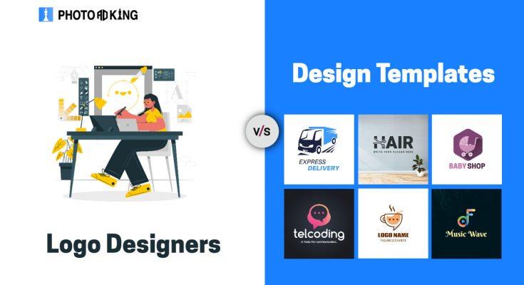 Logo Designers Vs. Design Templates